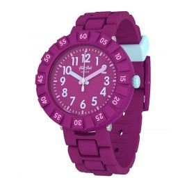 Flik Flak FCSP089 Kids Watch Solo Purple