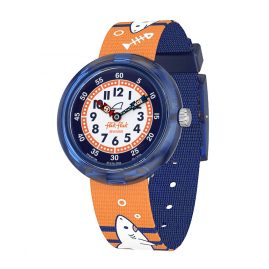Flik Flak FBNP129 Children's Wristwatch Hunted Water
