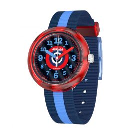 Flik Flak FPNP040 Children's Wristwatch Twoblue