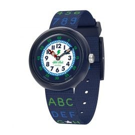 Flik Flak FBNP132 Boys' Watch Blue AB34