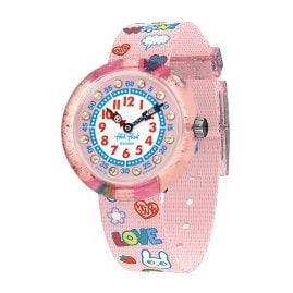 Flik Flak FBNP135 Children´s Watch Wow Love