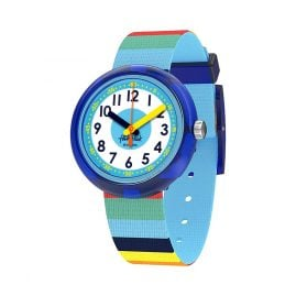Flik Flak FPNP056 Children's Watch Stripybow