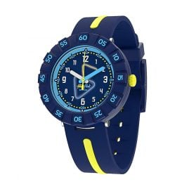 Flik Flak FCSP091 Kinderuhr Yellow Tube