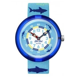 Flik Flak FBNP157 Kids Watch Sharkasm