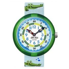 Flik Flak FBNP153 Kinder-Armbanduhr Seaulater