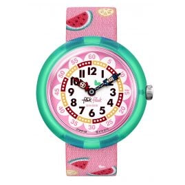 Flik Flak FBNP158 Girls' Watch Melonade