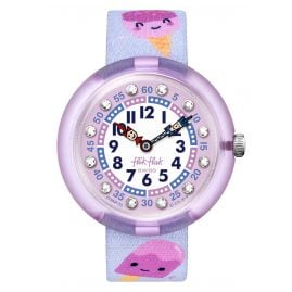 Flik Flak FBNP155 Girls' Watch Yum
