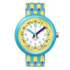 Flik Flak FPNP062 Girls' Watch Lemon Freeze