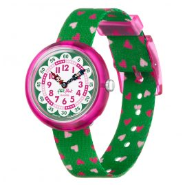Flik Flak FBNP161 Children's Watch for Girls Heartistic