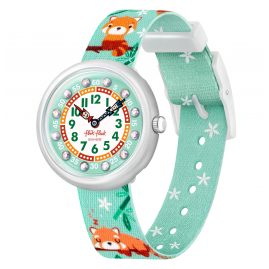 Flik Flak FBNP173 Children's Watch for Girls Pandamazing
