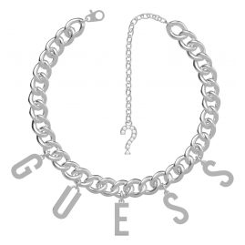 Guess UBN20003 Ladies' Necklace Stainless Steel Los Angeles