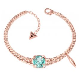 Guess UBB20069-S Women's Bracelet Lady Luxe Rose Gold Plated