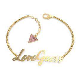 Guess JUBB70058JW Damen-Armband Dream & Love Goldfarben