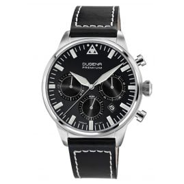 Dugena 7000179 Cockpit Chronograph Mens Watch