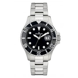 Dugena 4460775 Diver Mens Diver`s Watch