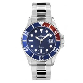 Dugena 4460588 Diver Automatic Diver`s Watch for Men
