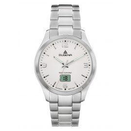 Dugena 4460863 Men's Radio-Controlled Wristwatch