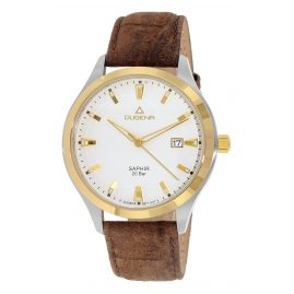 Dugena 4460971 Men's Watch Tresor Master Two-Colour