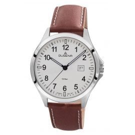 Dugena 4460990 Men's Wristwatch Boston 10 Bar WR