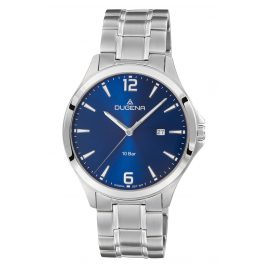 Dugena 4460994 Herren-Armbanduhr Boston 10 Bar Wasserdicht