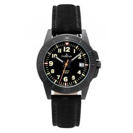 Dugena 4461061 Unisex Armbanduhr Keno Schwarz