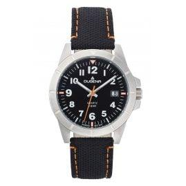 Dugena 4461062 Unisex Armbanduhr Keno mit Nylonband