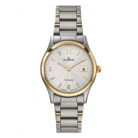 Dugena 4460333 Semper Titanium Ladies Watch