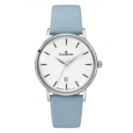 Dugena 4460787 Ladies Watch Festa Femme Light Blue