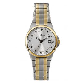 Dugena 4460915 Ladies' Watch Gent Titanium Two-Tone