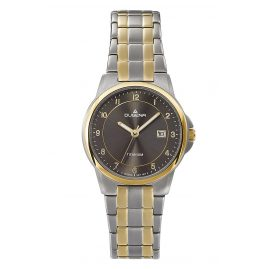 Dugena 4460916 Ladies' Wristwatch Gent Titanium Two-Colour
