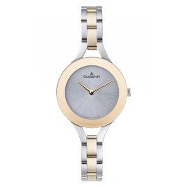 Dugena 4461048 Women's Watch Malin Sapphire Crystal Two-Colour
