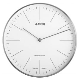 Dugena Premium 7000999 Dessau RC Wall Clock