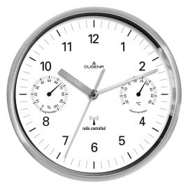 Dugena 4277392 RC Wall Clock