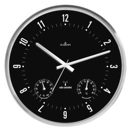 Dugena 4277449 RC Wall Clock