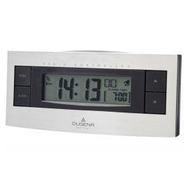 Dugena 4460459 Radio Controlled Alarm Clock