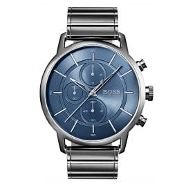 Boss 1513574 Mens Chronograph Architectural