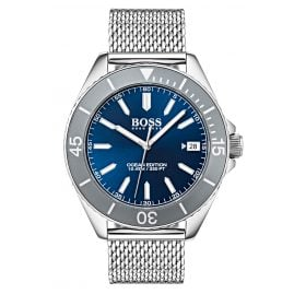 Boss 1513571 Herrenarmbanduhr Ocean Edition