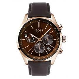 Boss 1513605 Herrenuhr Grand Prix Chronograph