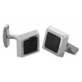 Boss 50239922-001 Franzisko Cufflinks Black
