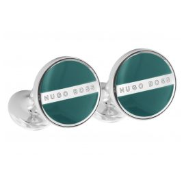 Boss 50274149-358 Norberto Cufflinks Green