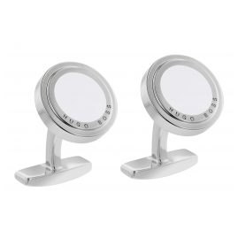 Boss 50424492 Cufflinks Eddie White