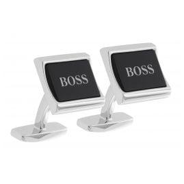 Boss 50428283 Manschettenknöpfe Igor Schwarz