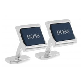 Boss 50428283 Cufflinks Igor Dark Blue