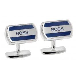 Boss 50460967-410 Cufflinks Gage Navy