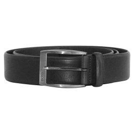 Boss 50292319 Seer Mens Belt Black