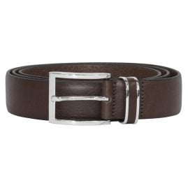 Boss 50151746-202 Mens Belt Froppin Dark Brown