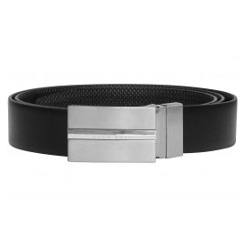 Boss 50435200 Men's Belt Leather Reversible Brown / Black