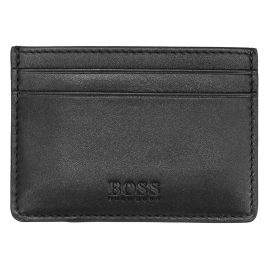 Boss 50397487 Credit Card Case Majestic Black