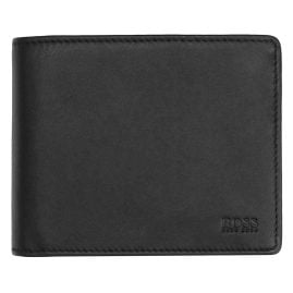Boss 50397493 Men's Wallet Black Majestic S_Trifold