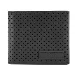 Boss 50451631-001 Men's Wallet Trucker Black